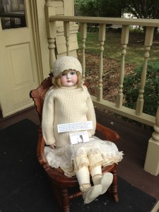 Glenview History Center Doll Exhibit